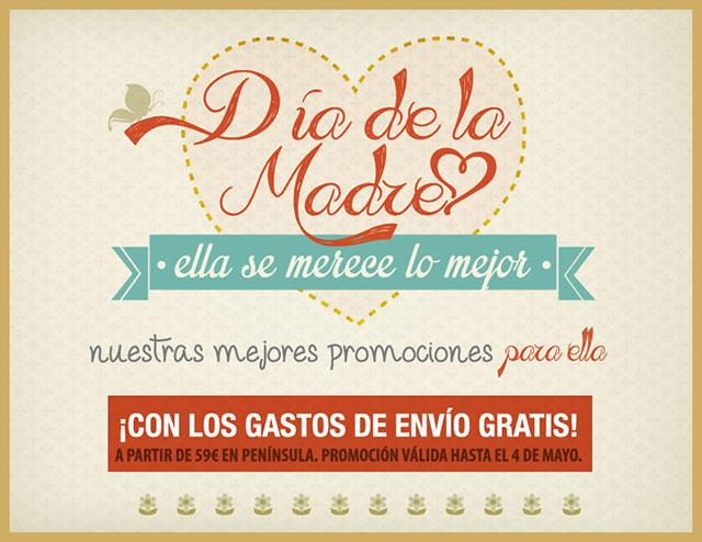Día de la Madre en Perfumes Rioja