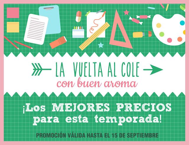 La vuelta al Cole - ¡Los MEJORES PRECIOS para esta temporada!