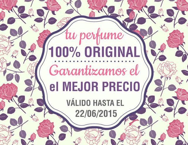 Tu perfume 100% original al MEJOR PRECIO