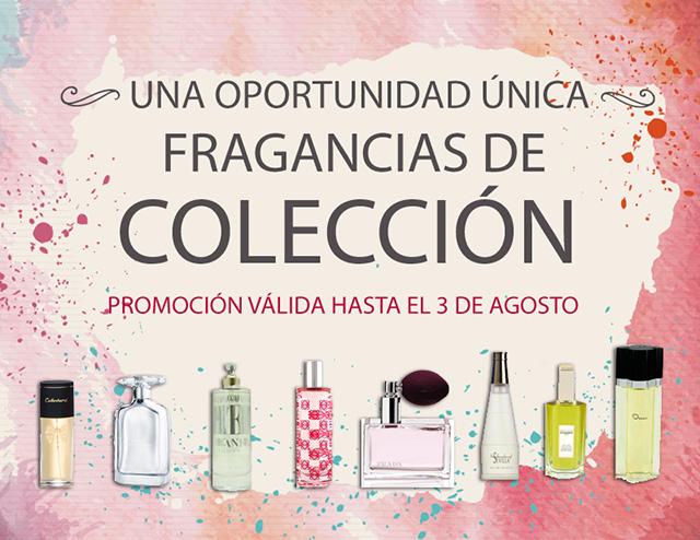 Fragancias de Colección - Una oportunidad única