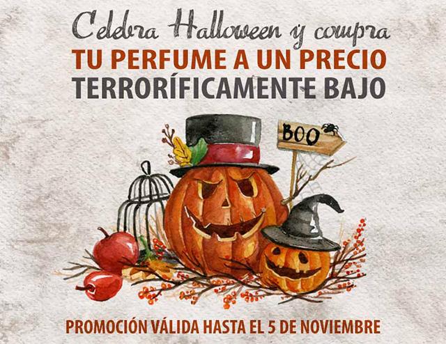 Este Halloween tu Perfume a un precio TERRORÍFICAMENTE BAJO