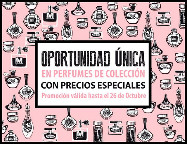 Perfumes de Colección con PRECIOS ESPECIALES