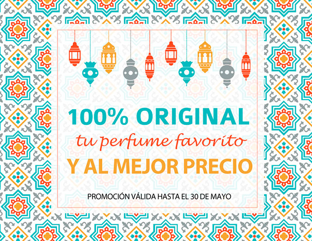 Tu perfume favorito 100% original y al MEJOR precio
