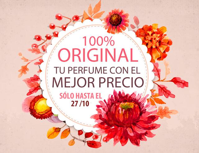 Tu perfume 100% original con el mejor precio