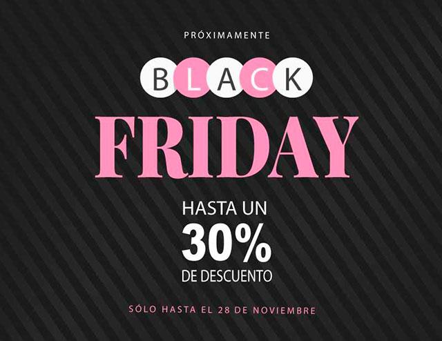 Llega el Black Friday a Perfumes Rioja