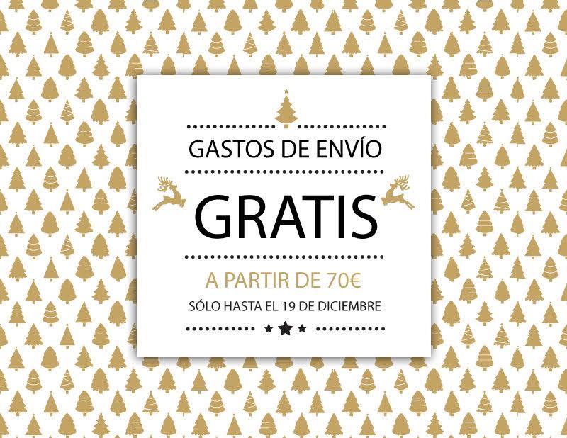 Regala perfumes en Navidad con gastos de envío GRATIS